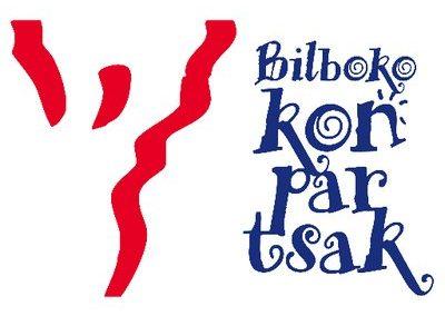 Bilboko konpartsak-logo